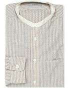 Boglioli Slim-Fit Pinstripe Shirt - For Men - Lyst