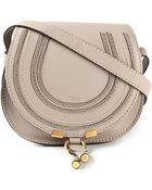 Chloé 'Marcie' Cross Body Bag - Lyst