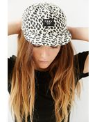 Obey Mallory Throwback Baseball Hat - Lyst