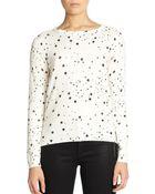Generation Love Starprint Sweater - Lyst