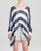 Free People Pullover - Life Saver Stripe - Lyst