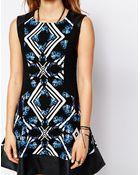 MINKPINK Kaleidoscope Girl Dress - Lyst