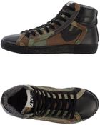 Springa High-Tops & Trainers - Lyst
