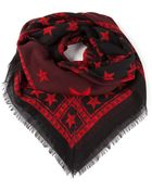 Givenchy Printed Scarf - Lyst