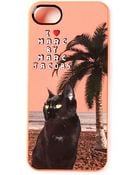 Marc By Marc Jacobs 'Jet Set Pets Rue' Iphone 5S Case - Lyst