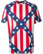 Love Moschino Printed T-Shirt - Lyst
