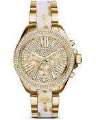 Michael Kors Wren Watch, 41.5Mm - Lyst