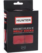 Hunter Fleece Welly Sock - Lyst