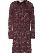 Etoile Isabel Marant Yucca Stretch-Lace Dress - Lyst