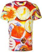 Etro Printed T-Shirt - Lyst