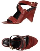 Derek Lam High-Heeled Sandals - Lyst