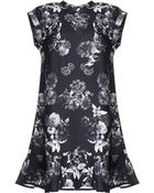 Pixie Market The Fifth Here Comes The Sun Dress - Lyst