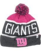 47 Brand Womens New York Giants Calgary Knit Hat - Lyst