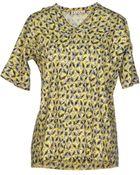 Marni T-Shirt - Lyst