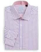 English Laundry Striped Dress Shirt - Lyst