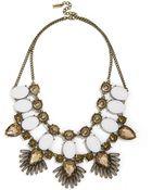 BaubleBar Phoenix Necklace - Lyst