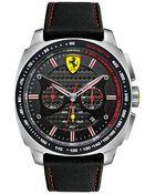 Scuderia Ferrari Aero Evo Stainless Steel Watch - Lyst