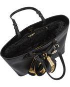 DKNY Scarf Shopper Bag - Lyst