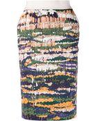Altuzarra Straight Skirt - Lyst