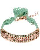 Shashi Bracelet - Lyst
