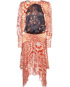 Preen By Thornton Bregazzi Kenobi Dress - Lyst