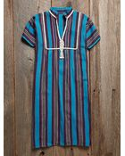Free People Vintage Striped Dress - Lyst