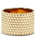 Vince Camuto Honeycomb Round Cuff - Lyst