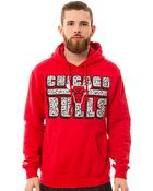 Mitchell & Ness The Chicago Bulls Hoody - Lyst