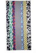 Diane von Furstenberg Heritage Print Modal Cashmere Scarf - Lyst