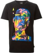 Marc Jacobs Psychedelic T-Shirt - Lyst