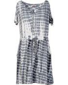 Iriedaily Short Dress - Lyst