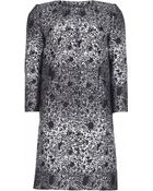 Matthew Williamson Wing Lace Brocade Coat - Lyst