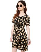 Nasty Gal You Drive Me Daisy Dress - Lyst