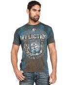 Affliction Federal Tshirt - Lyst