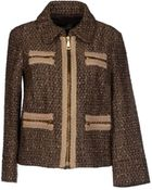 Love Moschino Jacket - Lyst