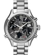 Timex® World Time Watch Steel - Lyst