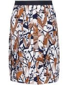 Marc By Marc Jacobs Knee Length Skirt - Lyst