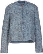 Antik Batik Denim Outerwear - Lyst