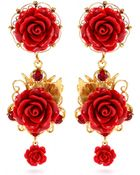 Dolce & Gabbana Clip-On Earrings - Lyst