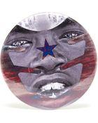 Givenchy Masai Motif Pin-Badge - Lyst