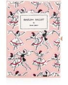 Olympia Le-Tan English Ballet Book Clutch - Lyst