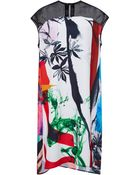 Clover Canyon Abstract Garden Dress - Lyst