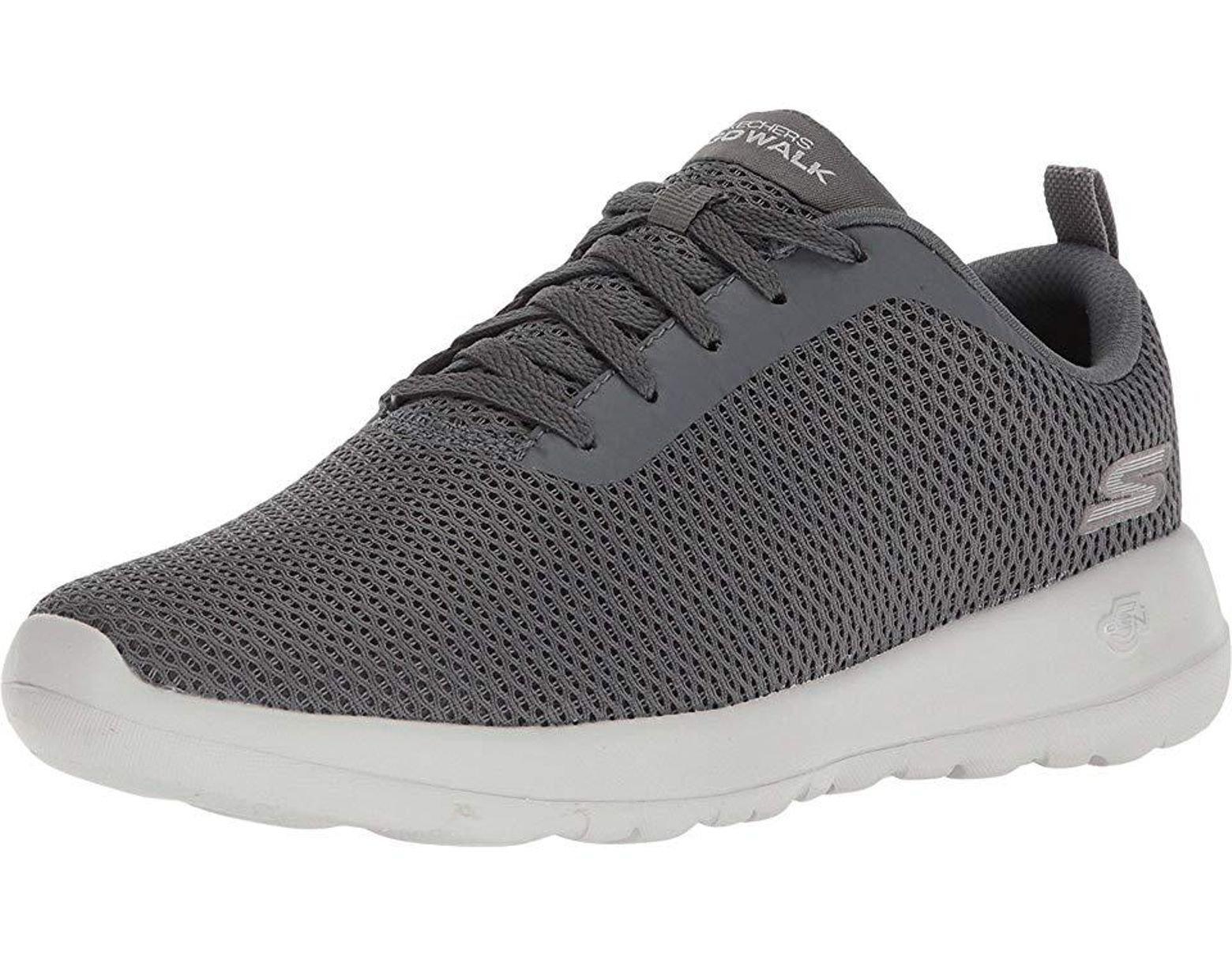 c3402ff9b6ce6 Skechers Gowalk Joy - Paradise (charcoal) Shoes in Gray - Lyst