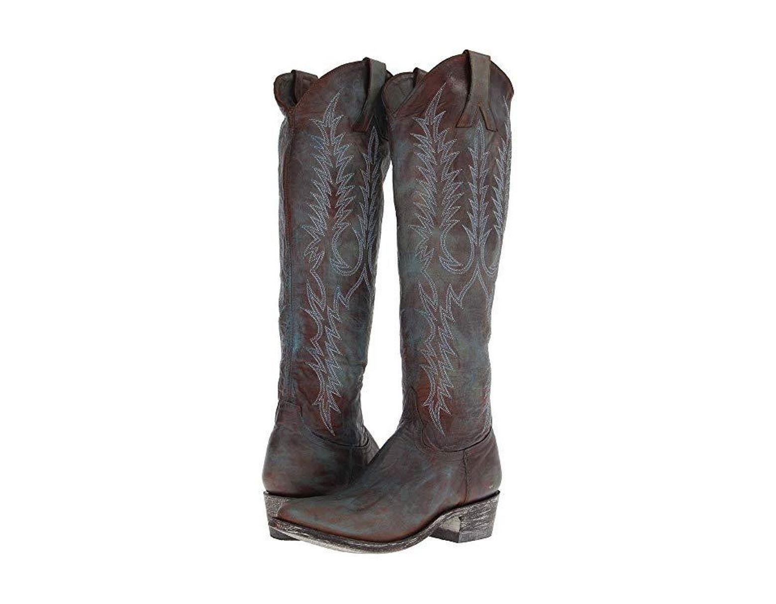 403709ec9da Old Gringo Mayra (brass 2) Cowboy Boots in Brown - Lyst