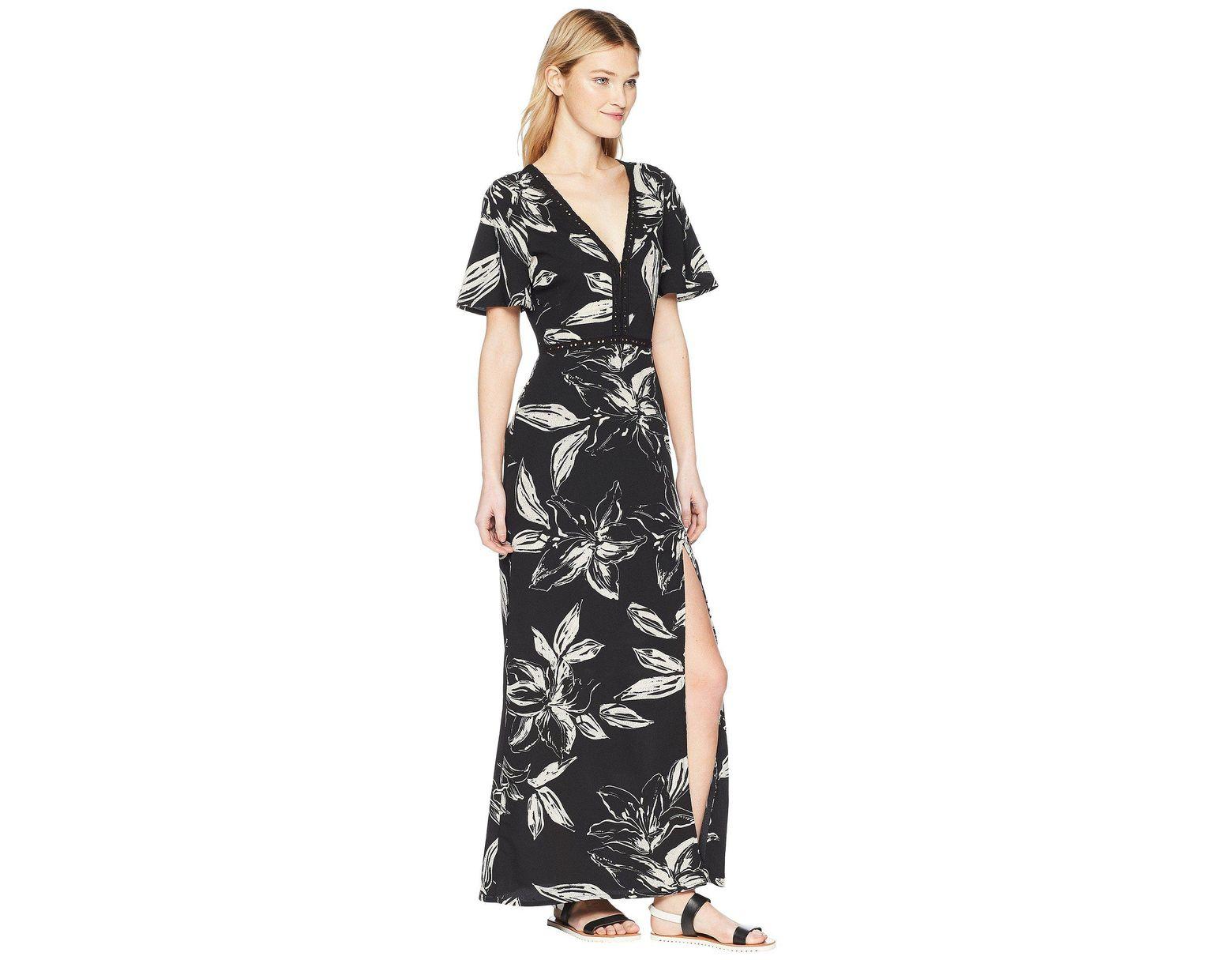 efbc2ce4ed2670 Amuse Society Seaside Dress in Black - Save 54% - Lyst