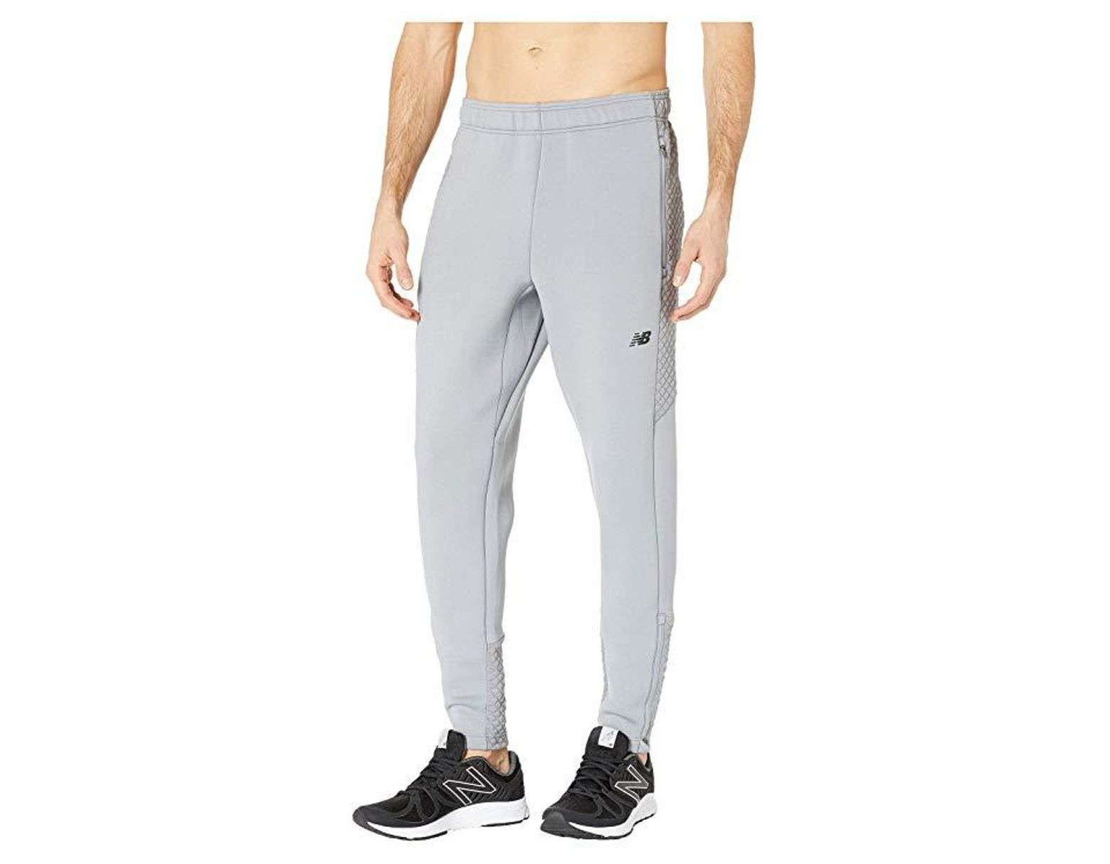 3251acf5b39ef New Balance Nb Heat Loft Pants (athletic Grey) Workout in Gray for Men -  Save 57% - Lyst