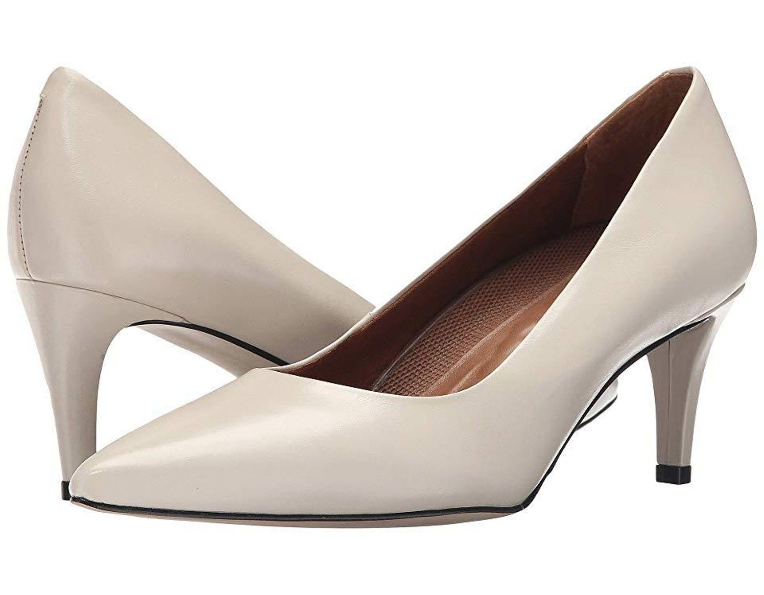 c7af8b2883 Walking Cradles Sophia (bone) High Heels - Save 20% - Lyst