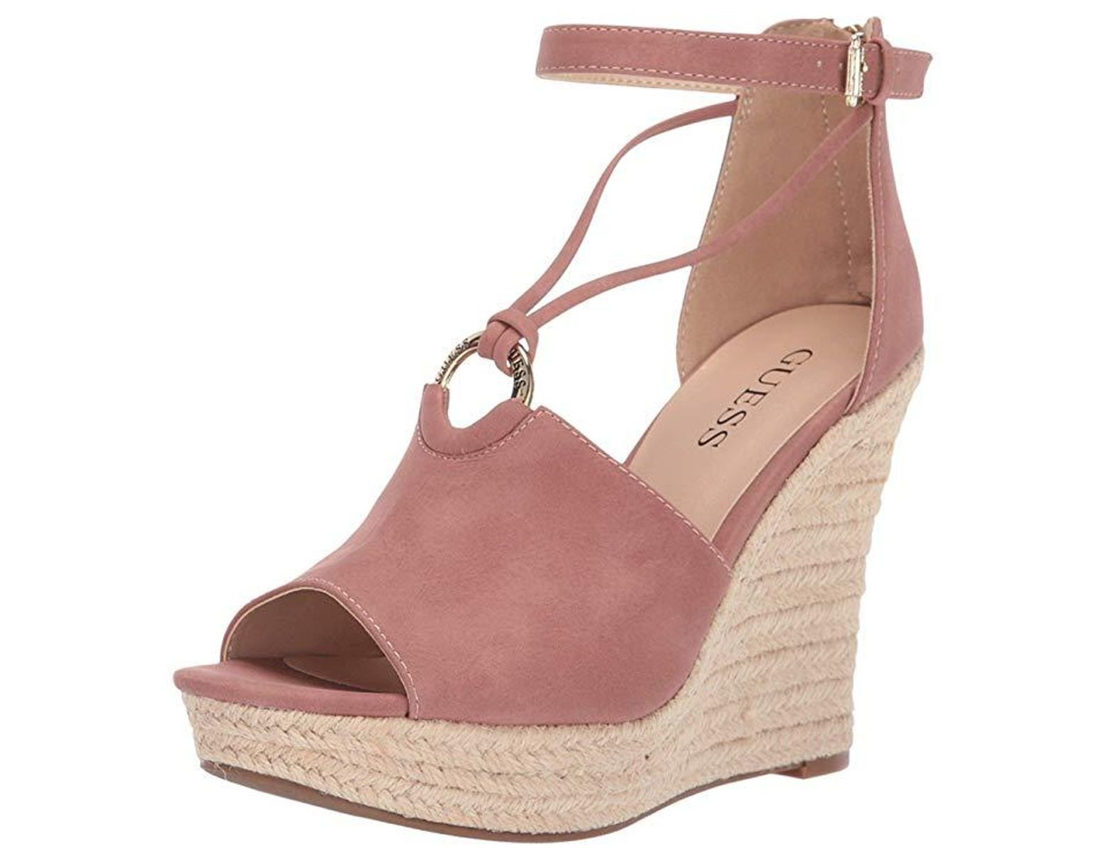 7638dfe8a973c Guess - Hadwinn (pink) Shoes - Lyst