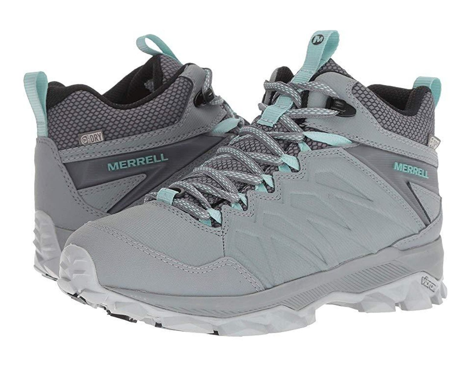 3ffd6fd7619 Merrell Thermo Freeze 6 Waterproof (monument) Hiking Boots in Gray ...