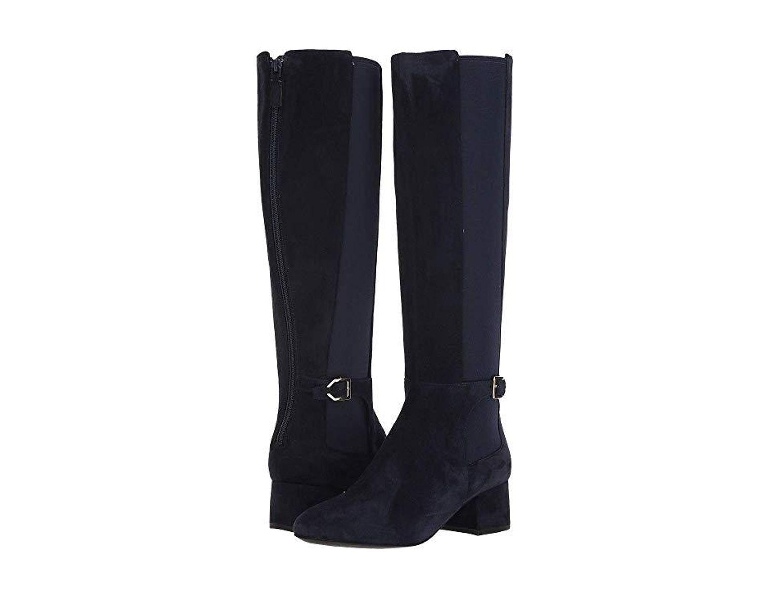 c7336ba004c Women's Avani Stretch Boot (marine Blue Suede) Boots